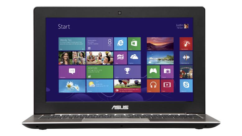 ASUS VivoBook X202E (Source: Microsoft)