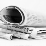 Newspaper by Yon Garin (flickr)