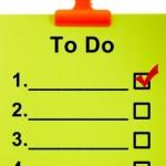 To Do List On Clipboard by Stuart Miles (FreeDigitalPhotos.net)