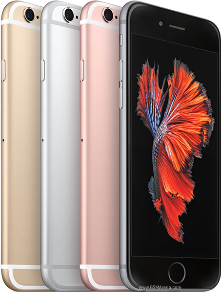 Apple iPhone 6 S (GSM Arena)